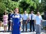 В День России в Евпатории открыли уникальный арт-объект