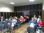 Первое  заседание президиума в составе Общероссийского профсоюза
