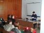 Расширенное заседание комитета Евпаторийской территориальной организации профсоюза работников государственных учреждений