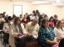 Зональный семинар для председателей территориальных и первичных профсоюзных организаций