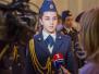 Учащиеся первого в Крыму кадетского класса Следственного комитета России приняли присягу в торжественной обстановке