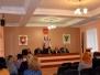 В  Нижнегорской территориальной организации профсоюза работников государственных учреждений и общественного обслуживания РФ проведена  отчетно-выборная конференция