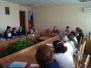 Встреча с  активом Алуштинской профзоюзной организацией